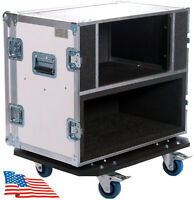 ATA Kent Custom Road Case for Marshall JVM 410H with 6 Rack Spaces HEAVY DUTY