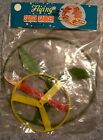 Vintage Flying Space Saucer toy made in Hong Kong MIP 1950's 60's ?