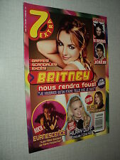7 EXTRA 2004/03 (14/1/2004) BRITNEY SPEARS HILARY DUFF AVRIL LAVIGNE EVANESCENCE