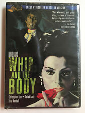 Whip and the Body (DVD) (NEW) (Uncut Widescreen European Version) - Mario Bava..