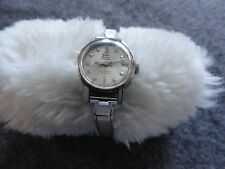 Vintage Swiss Made Royal Geneva Automatic 17 Jewels Incabloc Ladies Watch