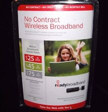 Ready Broadband Prepaid No Contract Wireless Broadband (Airtime Separate)