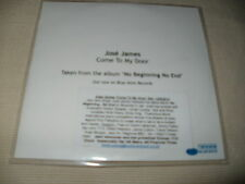 JOSE JAMES - COME TO MY DOOR - 2013 PROMO CD SINGLE