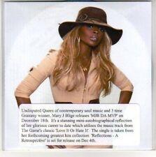 (H165) Mary J Blige, MJB Da MVP - DJ CD