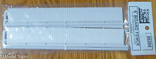 """Tichy Train Group #8284 Board Fence 6' Scale Tall -- 5 Pieces, 32-1/2"""" 82.6cm"""