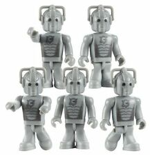 Doctor Who Character Building Cyberman Army Collector Set Mini-Figures NEW!