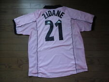 Juventus #21 Zidane 100% Official Centenary Jersey Shirt 1997/98 BNWOT NEW XL