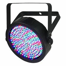 Chauvet DJ SlimPar 64 LED DMX Slim Style Flat Par Can RGB Light Wash Fixture