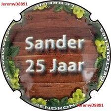 Capsule de champagne SENDRON DESTOUCHES  N°23 - Sander 25 Jaar NEW