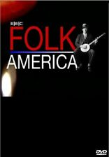 FOLK AMERICA - BBC MUSIC DOCUMENTARY DVD bob dylan woody guthrie leadbelly baez