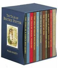 23 VOLUMES ~ BEATRIX POTTER ~ FOLIO SOCIETY ~ 2 BOXED / SLIPCASED SETS IN 1 LOT