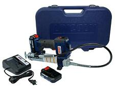 20V Lithium-Ion Battery Operated Grease Gun, Dual Battery