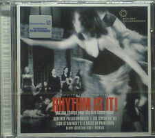 CD BERLINER PHILHARMONIKER / SIR SIMON RATTLE - rhythm is it!
