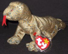 TY SCALY the KIMODO DRAGON  BEANIE BABY - MINT with MINT TAG