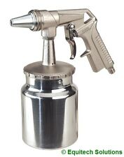 Sealey Tools SSG8 Sand Grit Blasting Shot Blast Gun 6mm Nozzle New