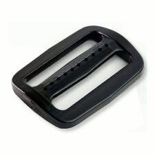 """SINGLE BAR SLIDE (STRAP ADJUSTER) FOR 2"""" (51mm) WEBBING - 25 PACK (25-307700)"""