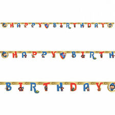 Mike The Knight Medieval Birthday Party Add An Age Letter Banner Decoration