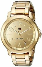 Tommy Hilfiger Gold-Tone Ladies Watch 1781751