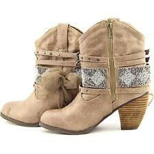 Not Rated Legacy  Women US 8 Gray Western Boot Blemish  11340