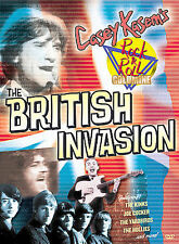 Casey Kasems Rock N Roll Goldmine - The British Invasion (DVD, 2004)