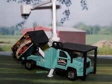 Real Working Rigs GMC C8500 Topkick Tree Trimming Truck Real Working Parts