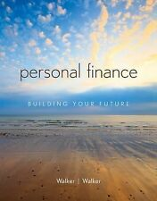 Personal Finance with Connect Plus by Robert Walker (2012, Paperback book only)