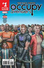 Occupy Avengers (2016) #1 VF/NM Marvel Now!