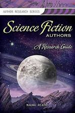 Science Fiction Authors: A Research Guide (Author Research)-ExLibrary