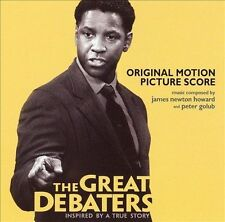 FREE US SH (int'l sh=$0-$3) NEW CD : The Great Debaters [Original Motion Picture