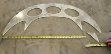 "Klingon inspired 36"" female Bat'leth  ""STEEL BLANK"""