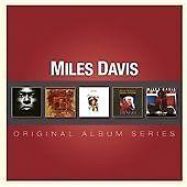 Miles Davis - Original Album Series 5CD BOX SET 5 Full length Classic Albums UK
