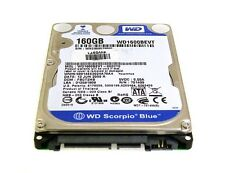 "Western Digital WD1600BEVT - 00ZCT0 160Gb 2.5"" Laptop Internal SATA Hard Drive"