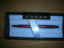 Cross Sable Red  (Rouge) Ballpoint Pen in Cross Gift box AT0362CS-4