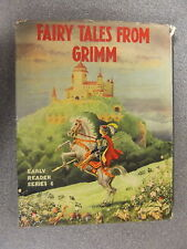 EARLY READER SERIES - 6 FAIRY TALES FROM GRIMM   H/B D/W Pub. HAMPSTER
