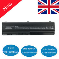 Laptop Battery for HP Compaq Presario CQ45 CQ50 G60 G70 484171-001 484170-002 UK