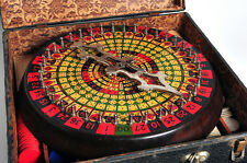 """Antique """"All In One"""" Roulette Game 1920's-130's - Excellent Condition!"""