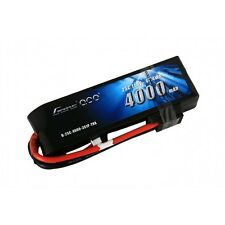 Gens Ace 3S 4000mAh 11.1V 25C 3S1P Lipo Battery with Traxxas Connector Plug