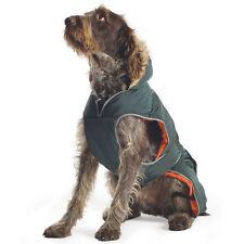 Ancol Green Parker Dog Coat 50cm