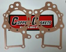 "HONDA CX650 TURBO COPPER HEAD GASKET SET .042"" X 3.342"