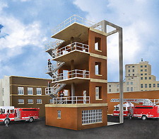 3766 Walthers Cornerstone Fire Department Drill Tower HO Scale