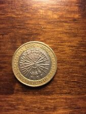 £2 Two Pound coin, Guy Fawkes 1605-2005