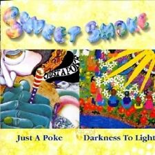 "SWEET SMOKE ""JUST A POKE/DARKNESS TO LIGHT"" CD NEU"