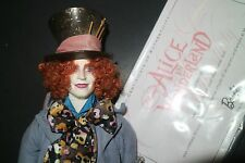 Barbie Ken Doll Mad Hatter Johnny Depp Alice In Wonderland