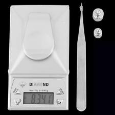 10g/0.001g Mini Digital Pocket Scale Gold Silver Jewelry Weight Balance Device