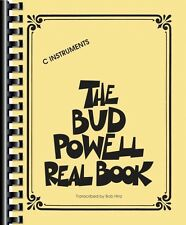 The Bud Powell Real Book Sheet Music C Instruments Real Book Fake Book 000240331