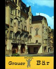 """INNSBRUCK (AUTRICHE) CITROEN 2CV à L'HOTEL-RESTAURANT """"GRAUER BAR"""""""
