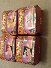 Harry Potter Enesco Lot Of 4 Mugs Mint In Box  Rare