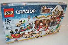 LEGO® EXPERT 10245 Weihnachtliche Werkstatt Neu_Santa's Workshop NEW MISB NRFB