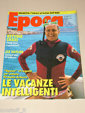 EPOCA=1991/2125=RENZO ARBORE=LIZ TAYLOR=GAE AULENTI=CLAUDIO BAGLIONI=GREGOTTI=