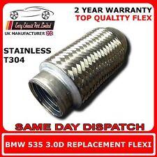 BMW 535 3.0D 04-10 DIY Soudure Sur Remplacement Réparation Section Flexible Pour